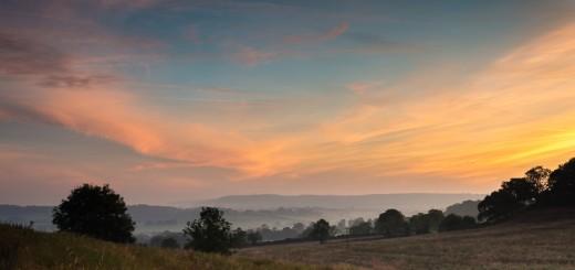 Over the Vale - Bratton Seymour