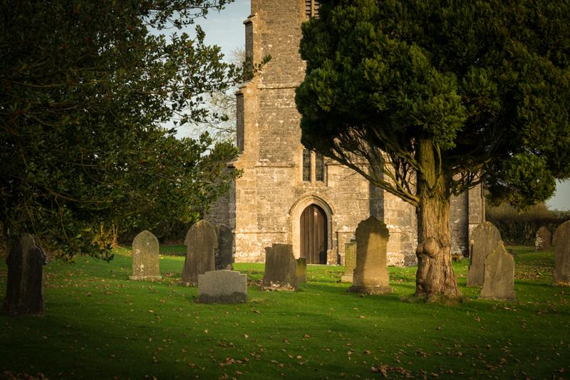 Priddy Church