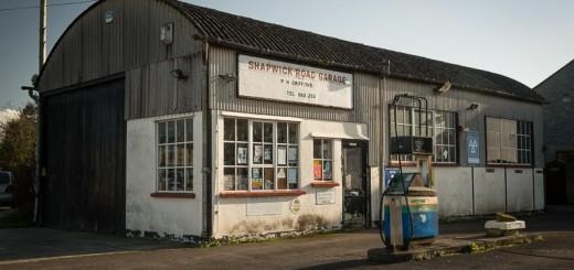Shapwick Road Garage - Westhay