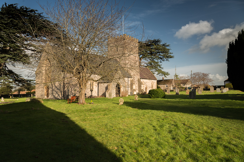 Church of St Mary - Shapwick