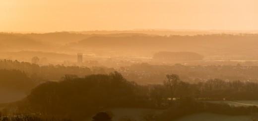 St Cuthberts Dawn