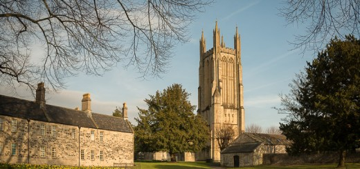 Church of St Cuthbert, Wells