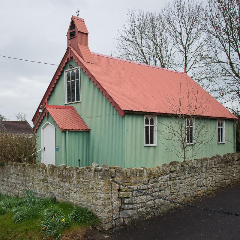 Alhampton ChapelAlhampton Chapel