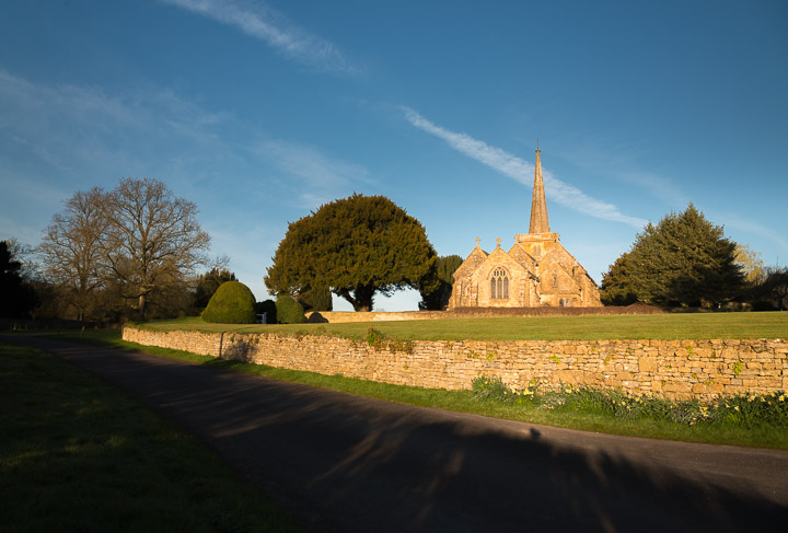 Church of the Blessed Virgin Mary, Compton Pauncefoot