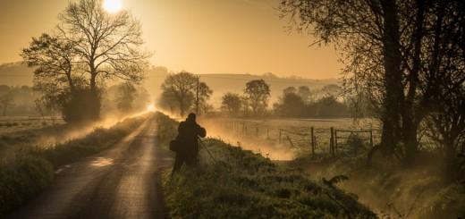 Long Drove, Queens Sedge Moor, Glastonbury
