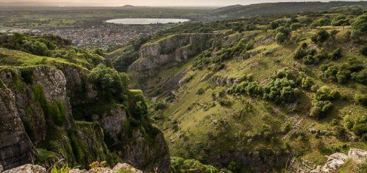 Cheddar Gorge - Somerset, UK.