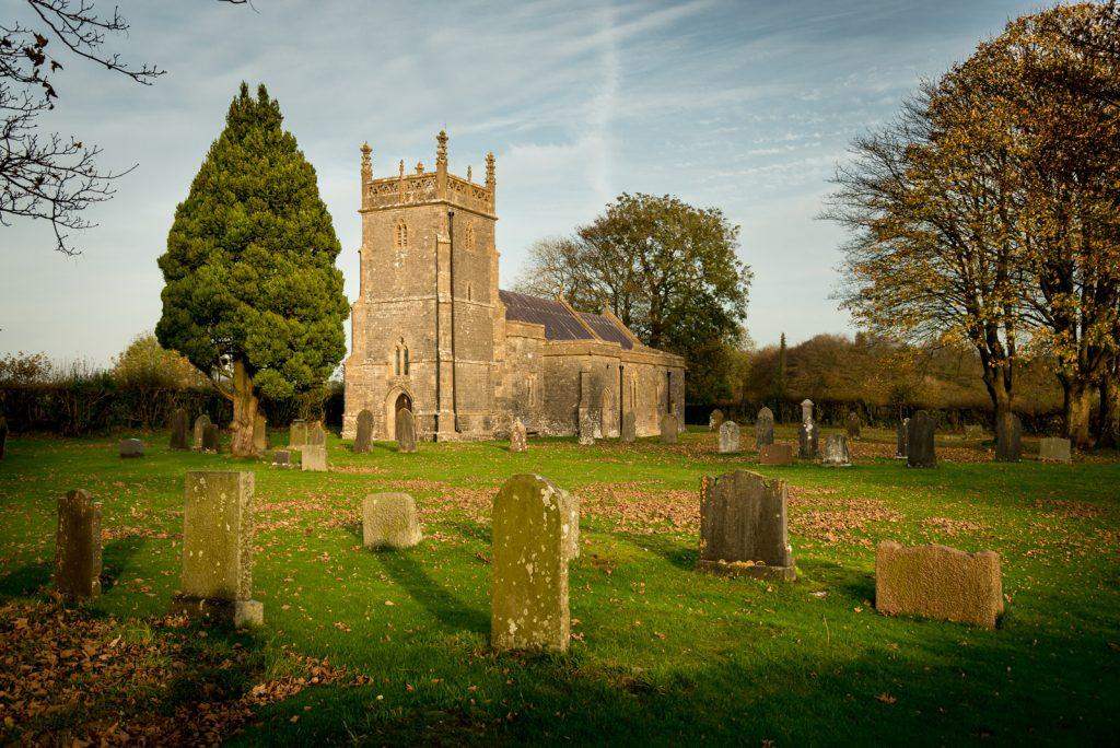 Priddy Church - Somerset, UK. ID 803_5390