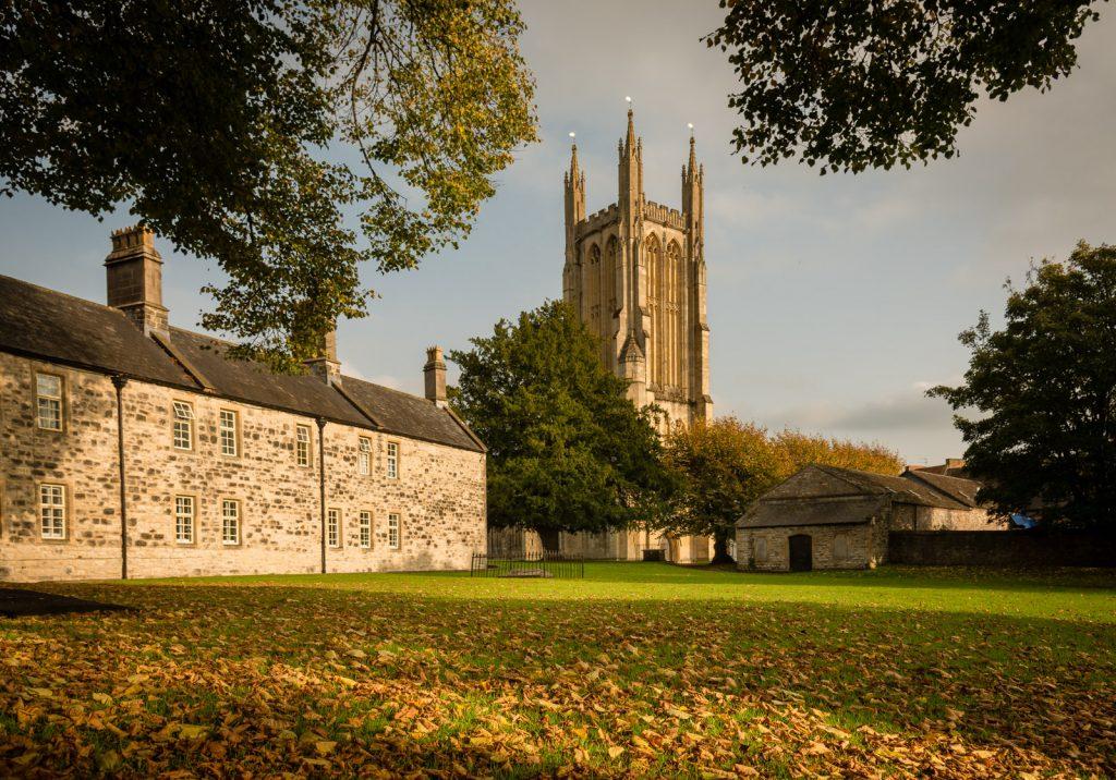 Church of St Cuthbert - Wells, Somerset, UK. ID 823_5461
