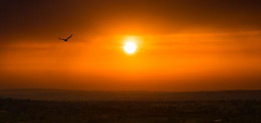 Dawn before the storm - Glastonbury Tor, Somerset, UK. ID 823_5620