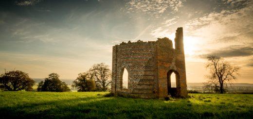 Ditcheat Folly - Pennard Hill, Somerset, UK. ID 823_5949