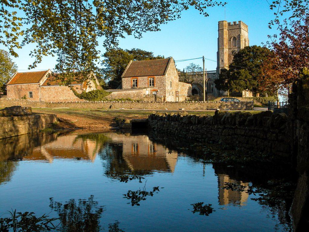 St Lawrence Church - Rodney Stoke, Somerset, UK. ID DSCN0053