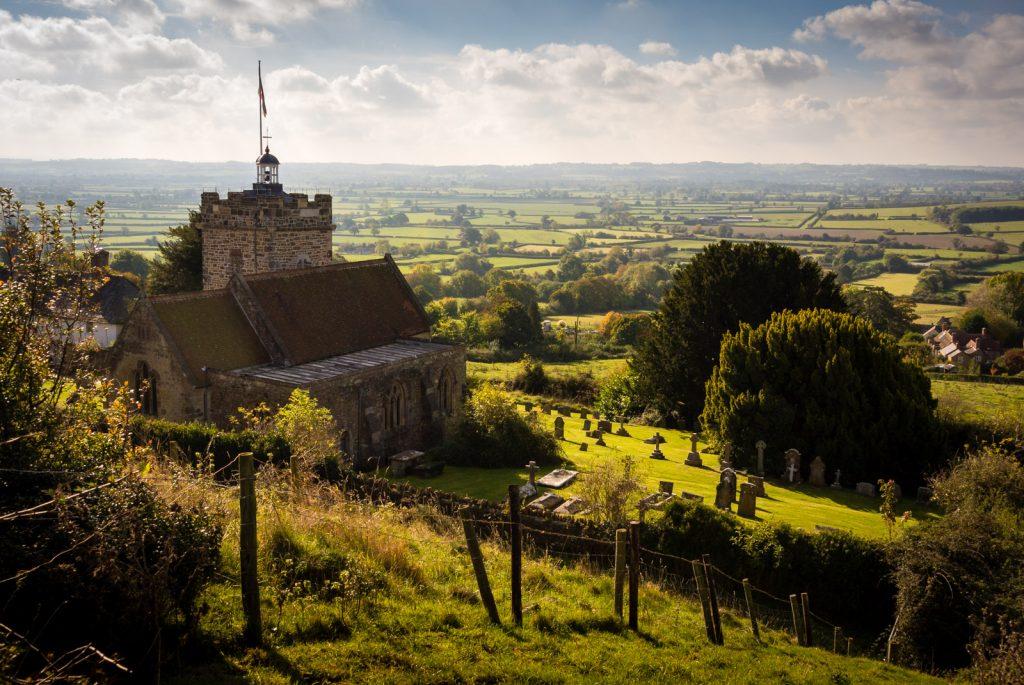 Church of St Lawrence - Cucklington, Somerset, UK. ID DSC_0471