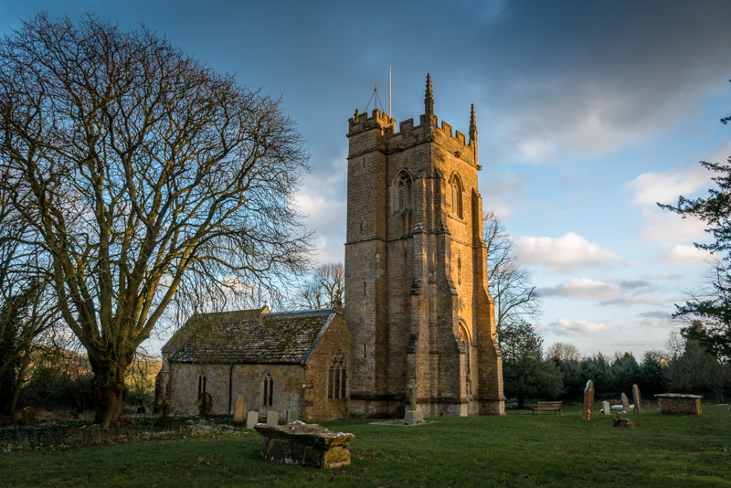 Church of St Peter and St Paul - Charlton Horethorne, Somerset, UK. ID 824_8313