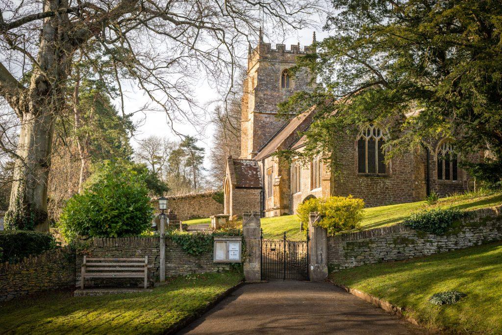 Church of St John the Baptist - North Cheriton, Somerset, UK. ID 824_9572