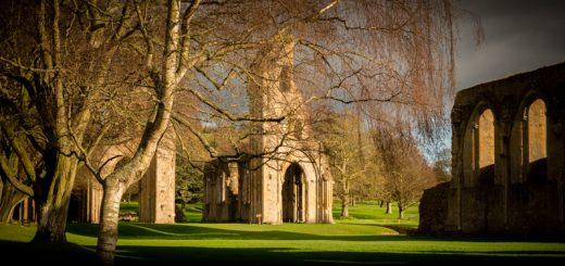 Glastonbury Abbey - Somerset, UK. ID 825_0532