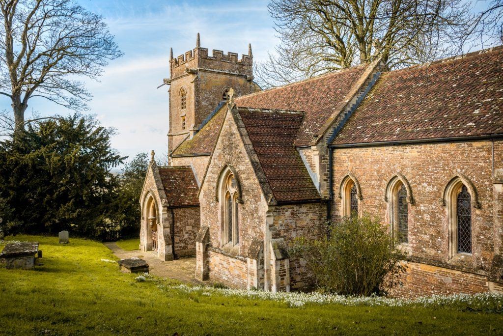St. Peter and St. Pauls Church - Maperton, Somerset, UK. ID 825_0956