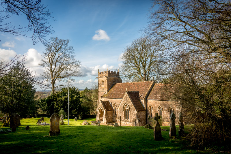 St. Peter and St. Pauls Church - Maperton, Somerset, UK. ID 825_1187