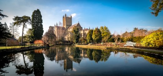 Bishops Palace - Wells, Somerset, UK. ID 825_2243