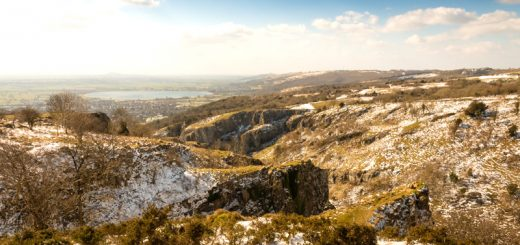 Cheddar Gorge - Somerset, UK. ID 825_7236
