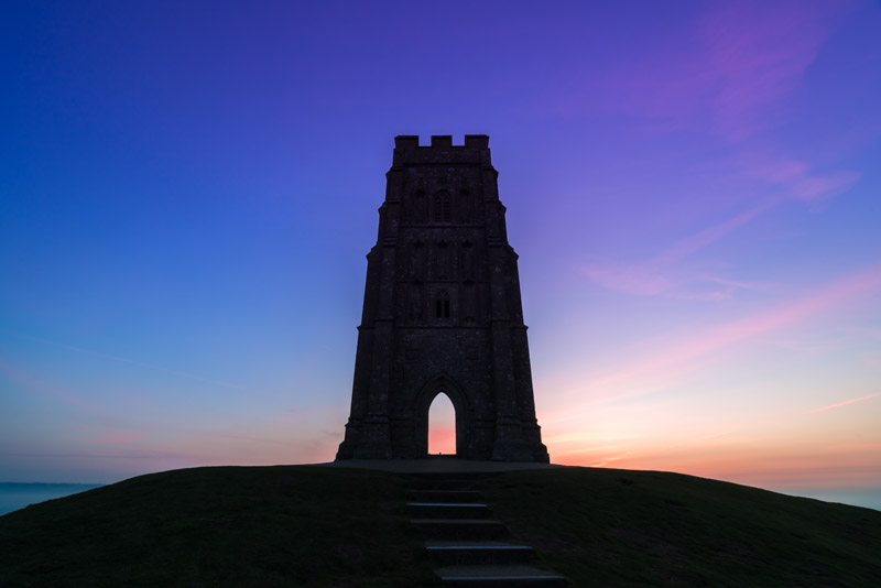 Spring Equinox - Glastonbury Tor, Somerset, UK. ID 825_7289