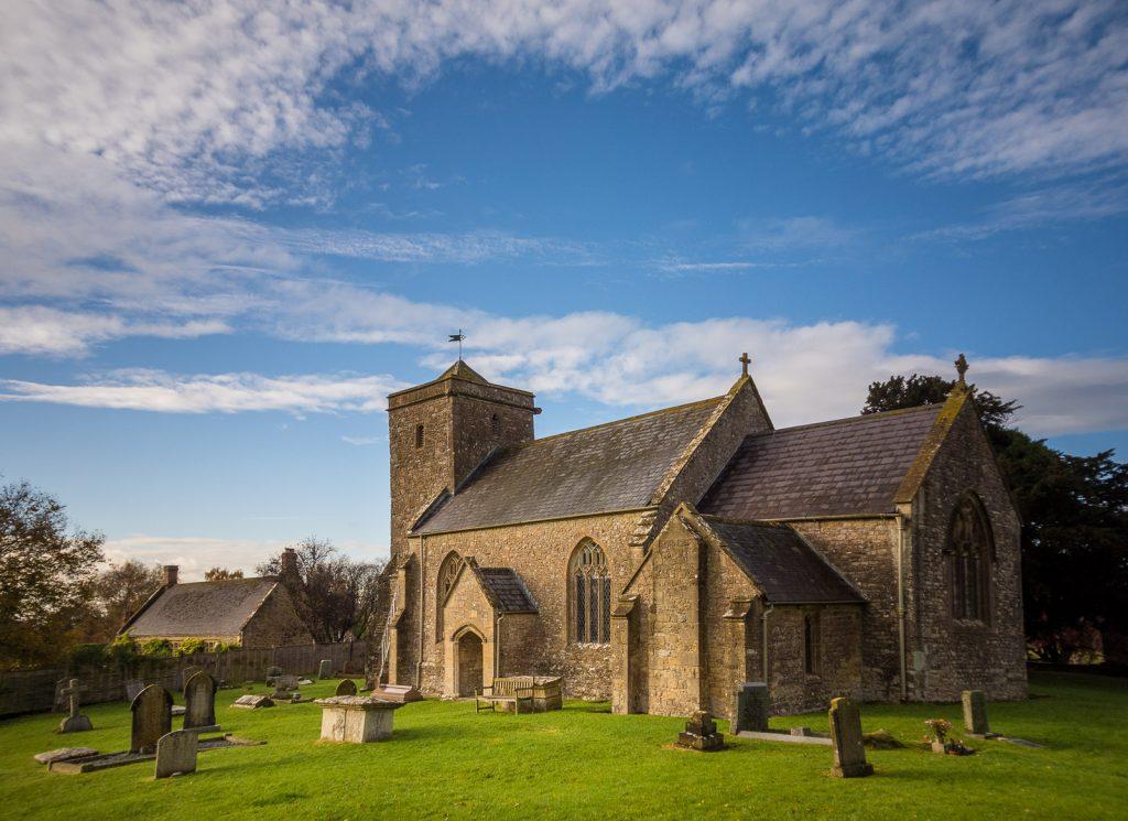 Church of St Mary & St John - Lamyatt, Somerset, UK. ID DSC_0741