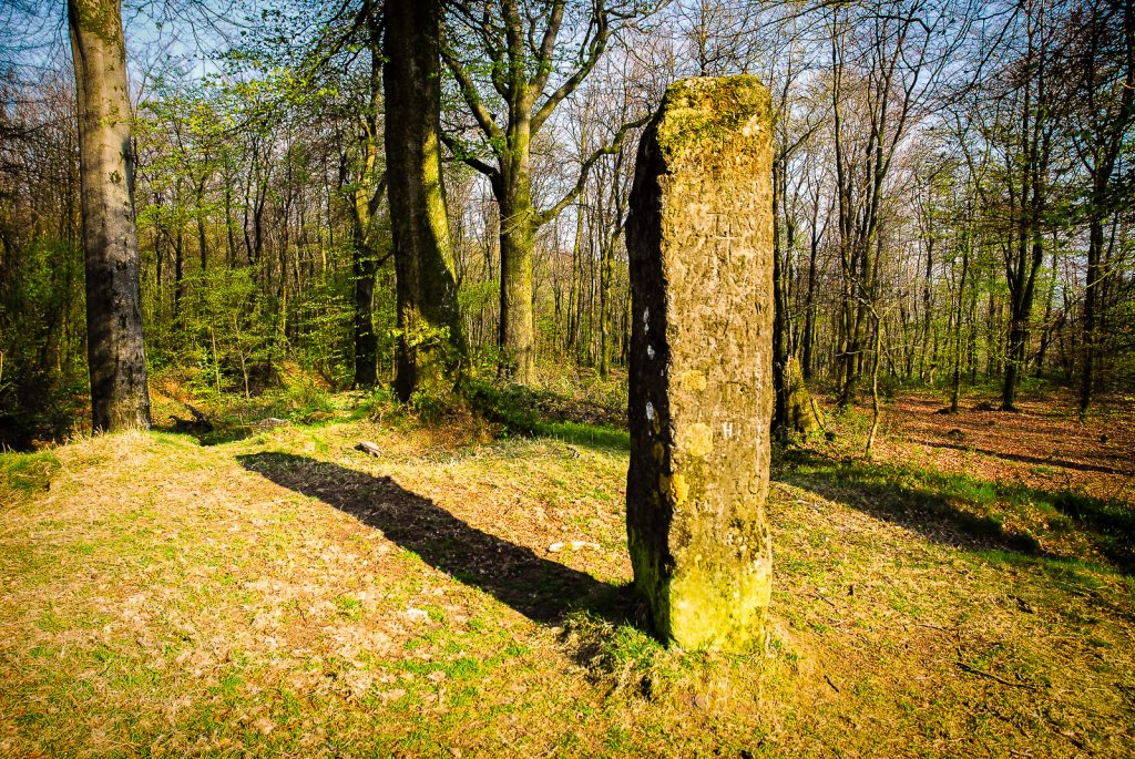 Beacon Hill standing stone