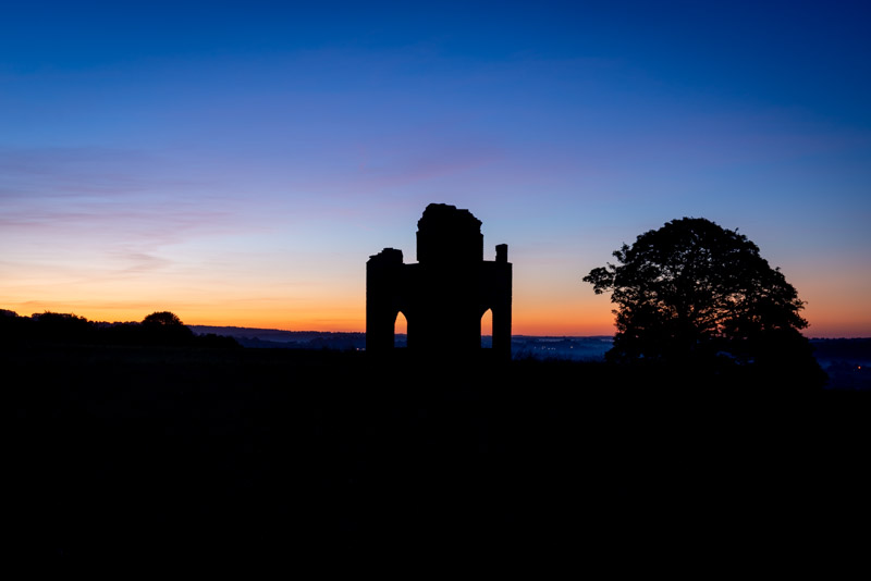 Ditcheat Folly - Pennard Hill, Somerset, UK. ID 826_0042