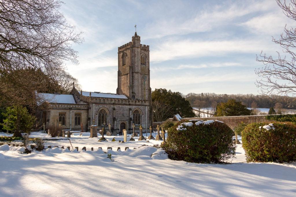 Church of St Michael - Dinder, Somerset, UK. ID IMG_1791