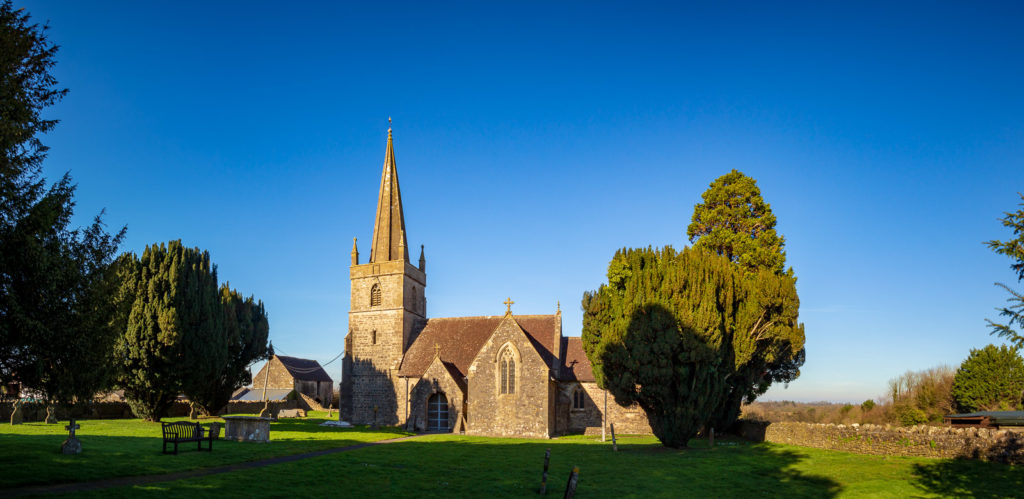 Church of St George - Whatley, Somerset, UK. ID IMG_2768