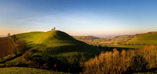 Parrock Hill - Corton Dehham, Somerset, UK. ID IMG_4184