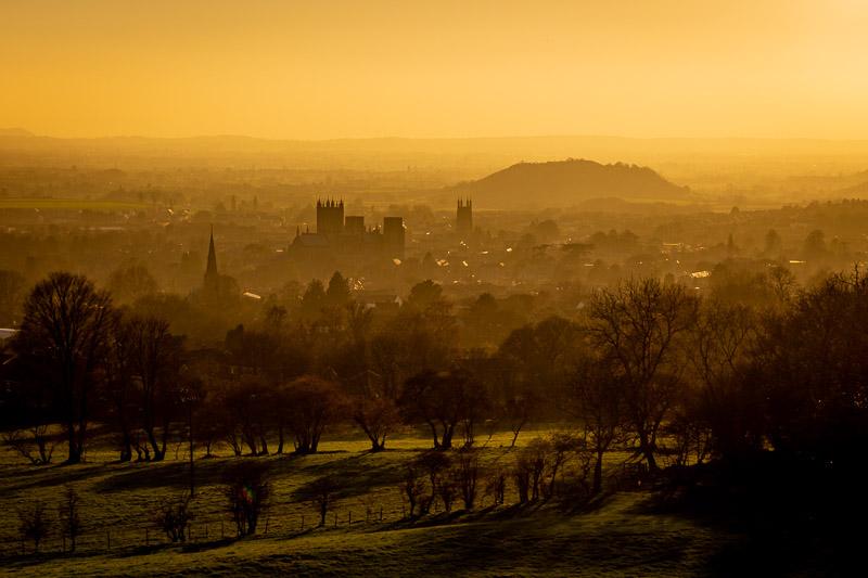 Wells Evening - Somerset, UK. ID IMG_4247H