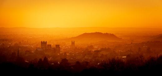 Wells Evening - Somerset, UK. ID IMG_4309