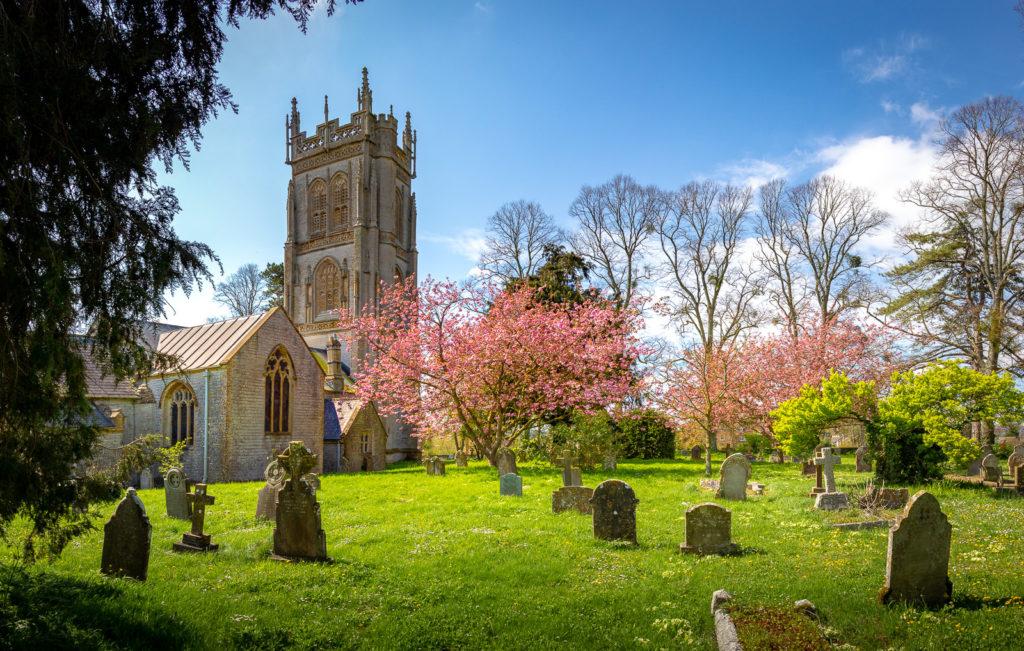 St Marys Church - Huish Episcopi, Somerset, UK. ID IMG_7025P