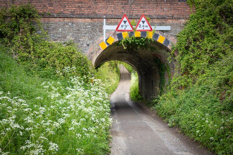 Railway Tunnel - Wyke Champflower, Somerset, UK. ID IMG_1321