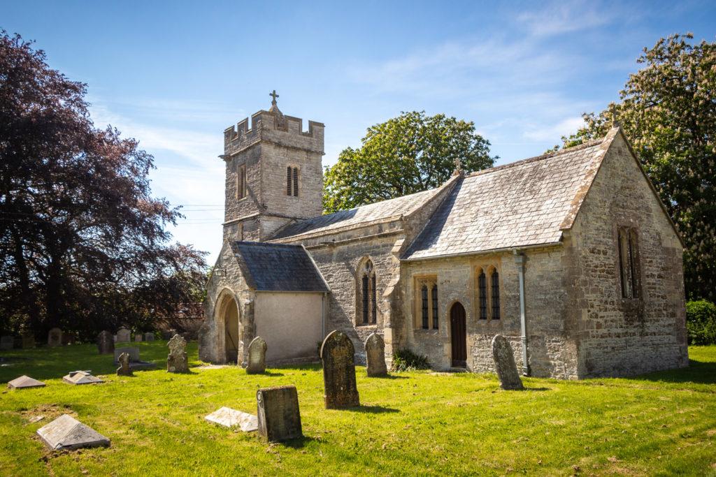 Church of St Andrew - West Bradley, Somerset, UK. ID IMG_0579