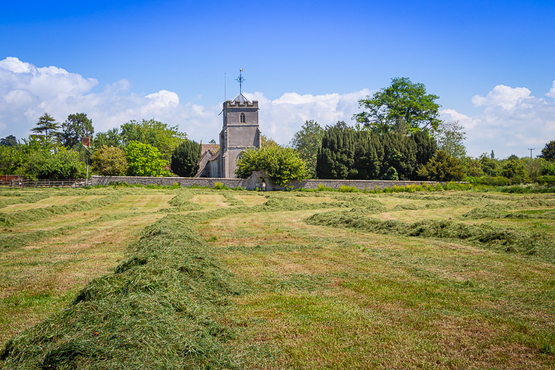 Church of St Dunstan - Baltonsborough, Somerset, UK. ID IMG_0643