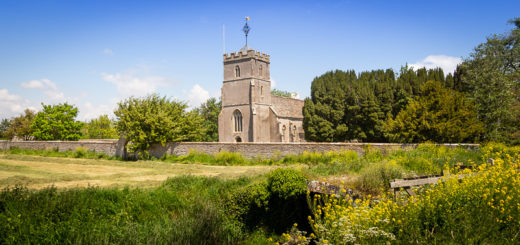 Church of St Dunstan - Baltonsborough, Somerset, UK. ID IMG_0806