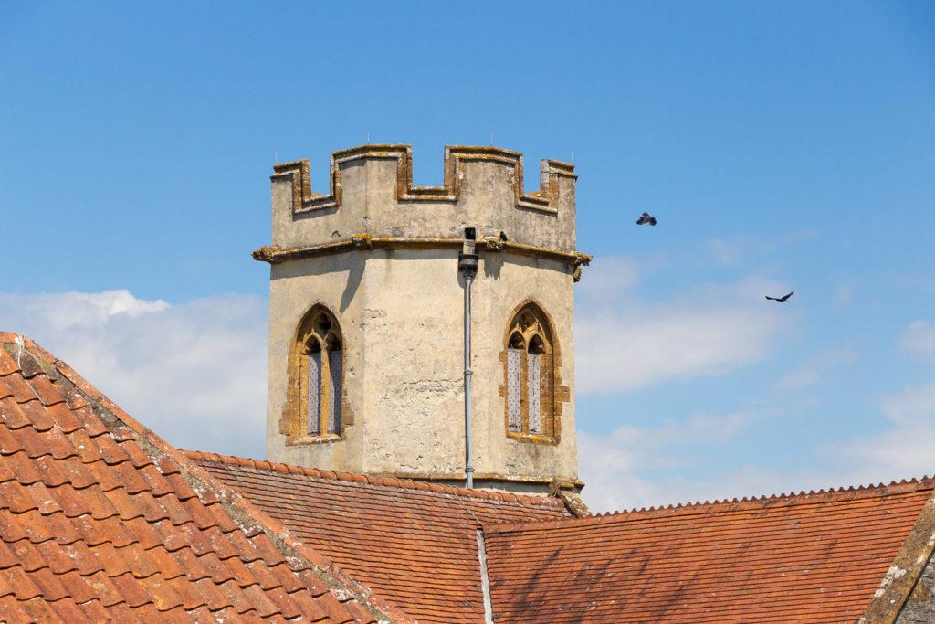 Church of St David - Barton St David, Somerset, UK. ID IMG_0954