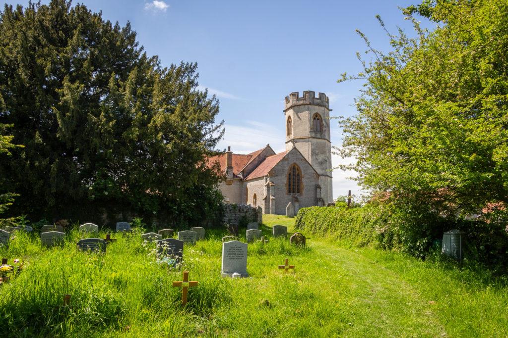 Church of St David - Barton St David, Somerset, UK. ID IMG_0976