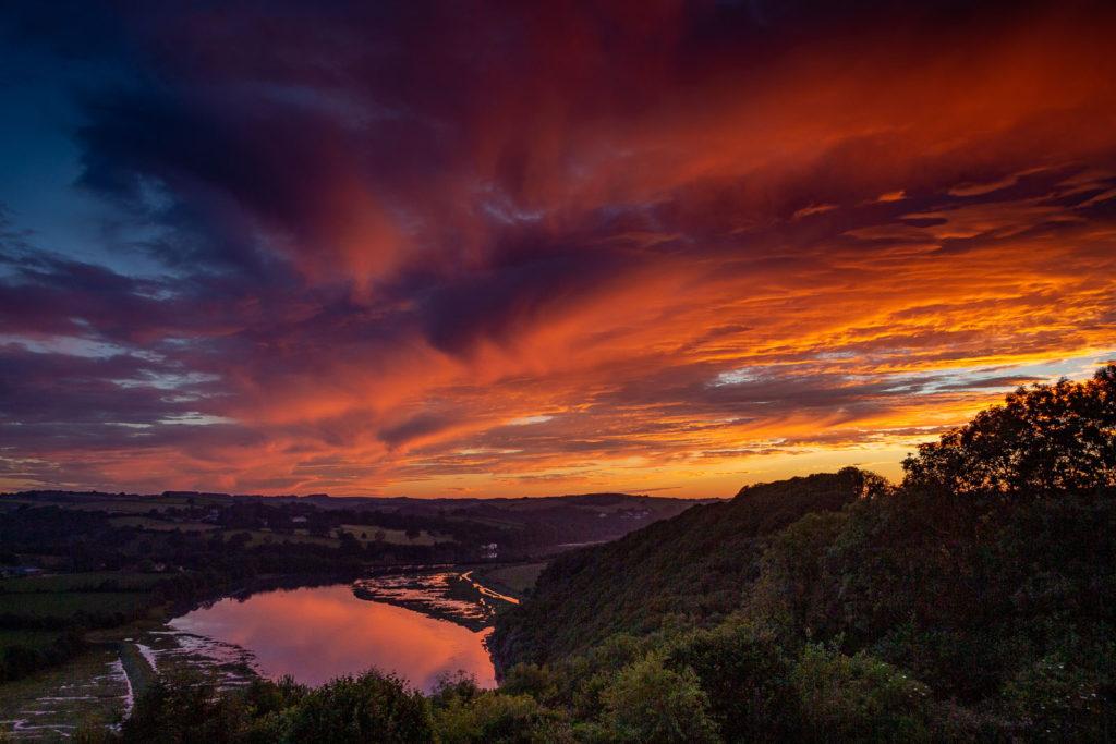 River Torridge - Beara, Bideford, Devon, UK. ID IMG_2454