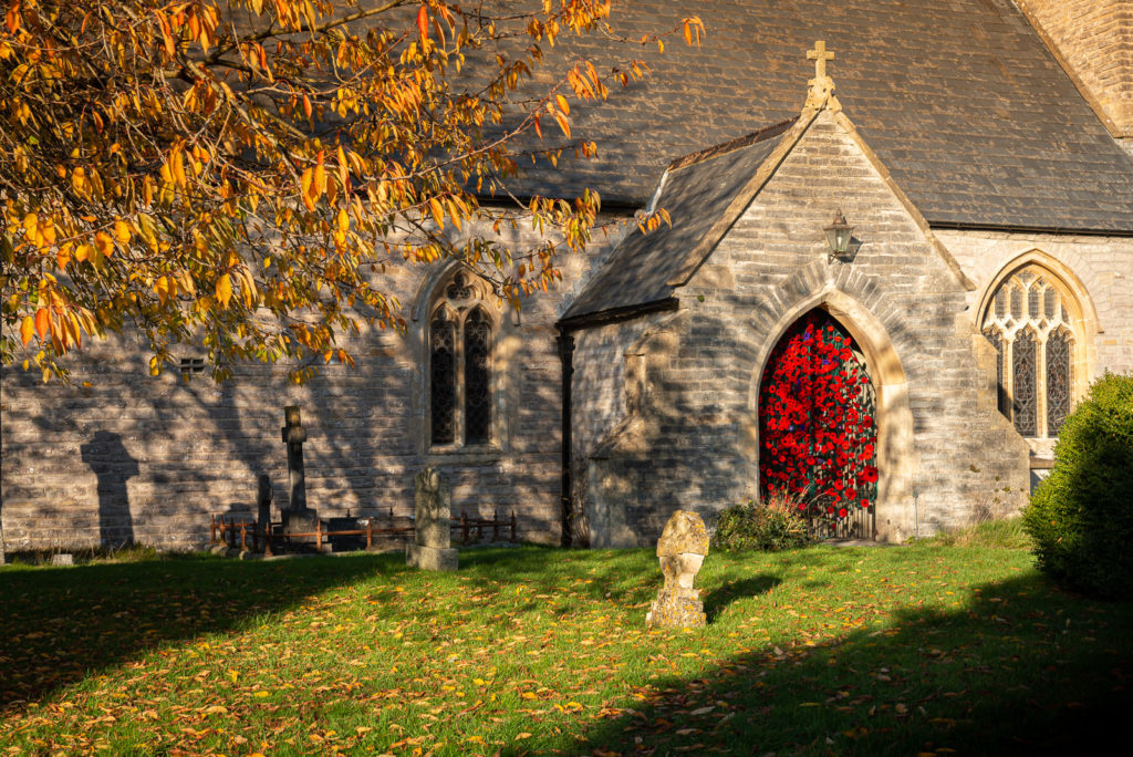 The Church of the Blessed Virgin Mary - Shapwick, Somerset, K. ID JB1_1325