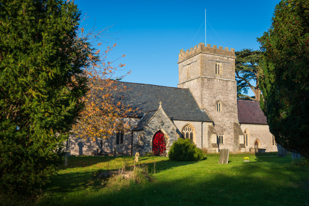 The Church of the Blessed Virgin Mary - Shapwick, Somerset, K. ID JB1_1353