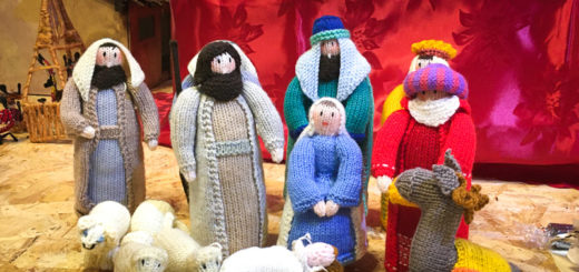 Nativity Crib Festival - St Cuthberts Church, Wells, Somerset, UK. ID IMG_0892