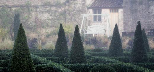 The Gardens - Bishops Palace, Wells, Somerset, UK. ID JB1_2446