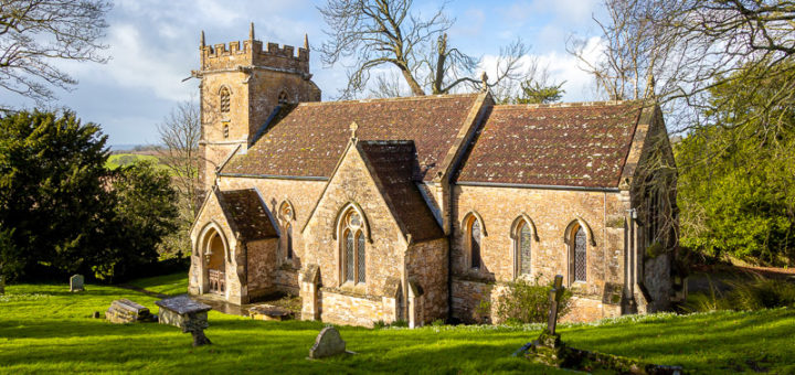 St. Peter & St. Pauls Church - Maperton, Somerset, UK. ID IMG_4576