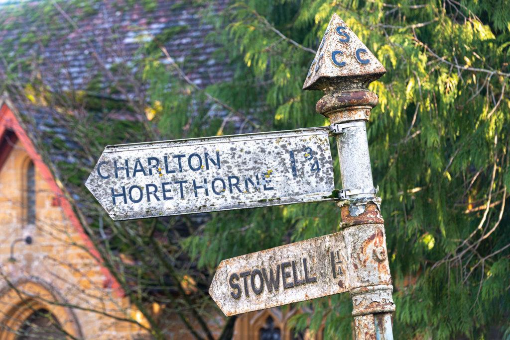 Charlton Horethorne 1 3/4 - Milborne Wick, Somerset, UK. ID JB1_3783