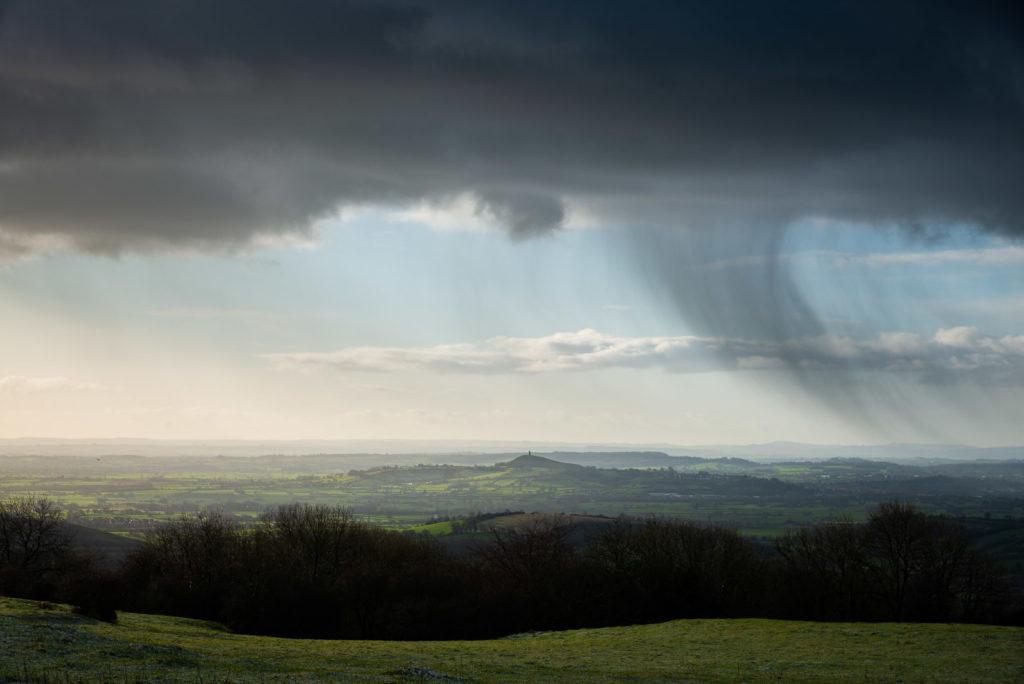 Storm coming - Deerleap, Mendip Hills, Somerset, UK. ID JB1_4878