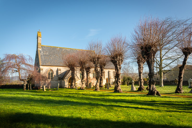 Christ Church - Henton, Somerset, UK. ID JB1_7931