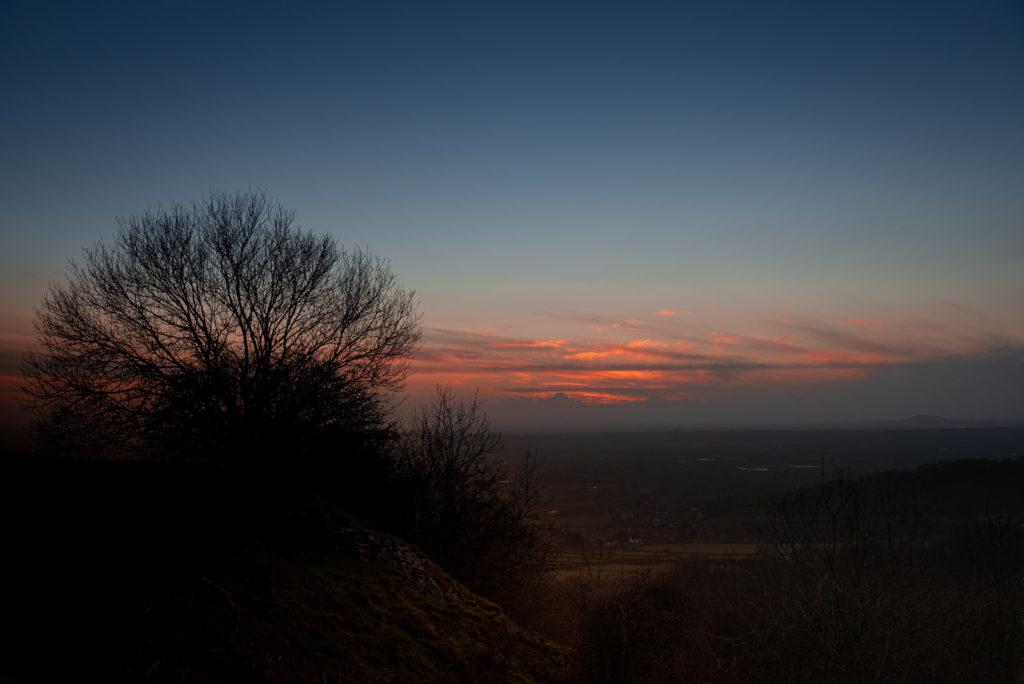 Lynchcombe Lookout - Mendip Hills, Somerset, UK. ID JB1_8335