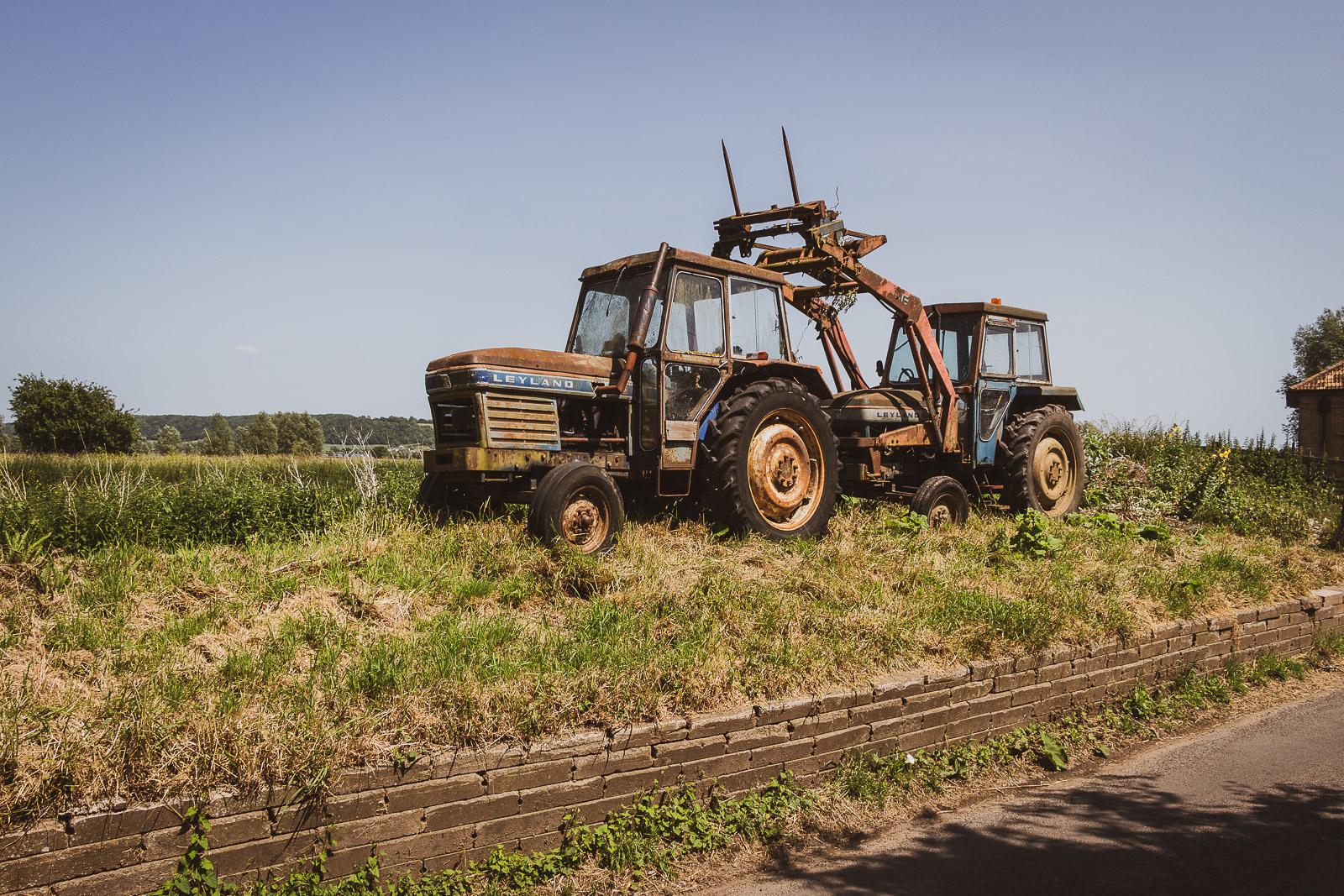 Leyland Tractors - Stathe, Somerset, UK. ID IMG_6602